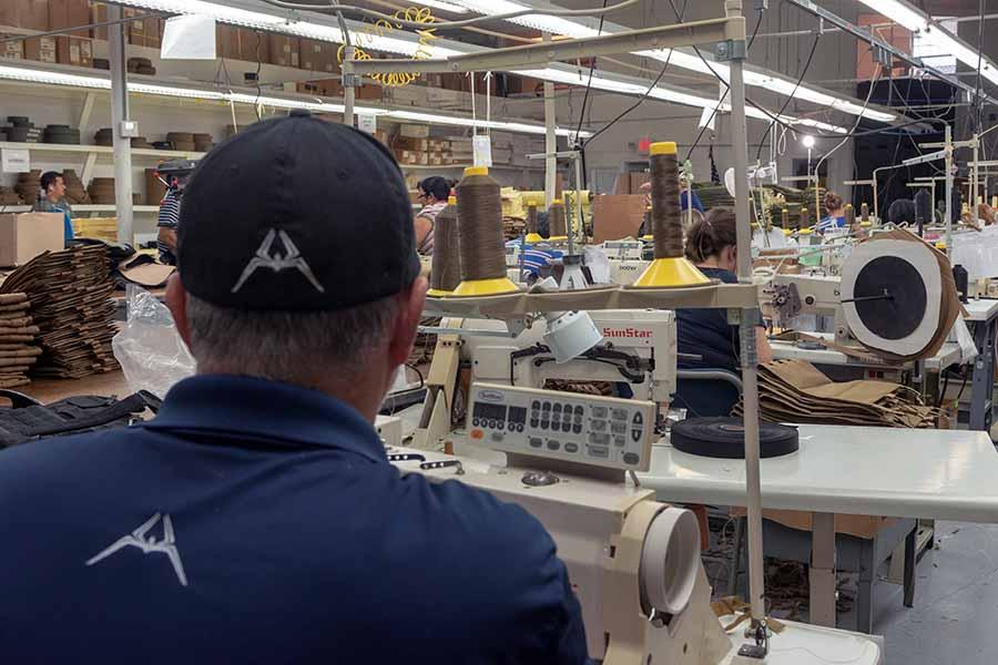 Applied Fiber Concepts - Factory